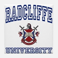 RADCLIFFE University Tile Coaster