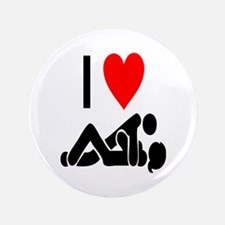 "I love Sex 3.5"" Button (100 pack)"