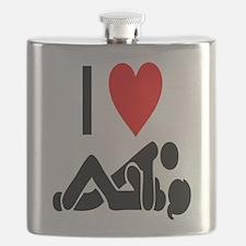 I love Sex Flask
