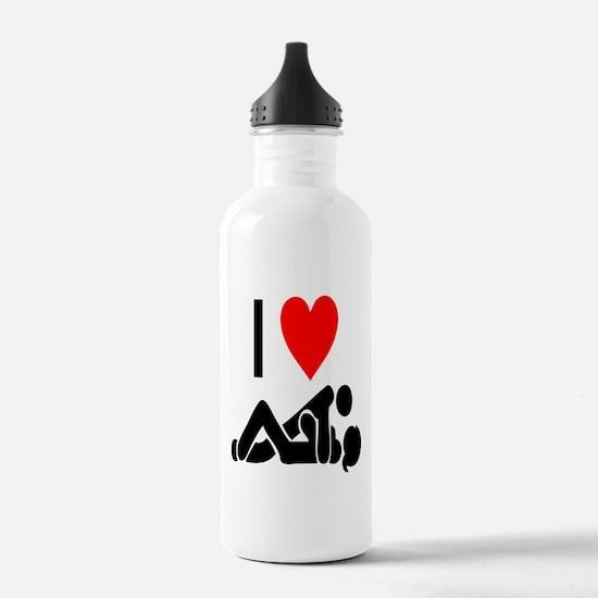 I love Sex Water Bottle
