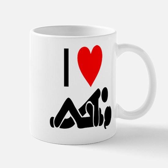 I love Sex Mugs