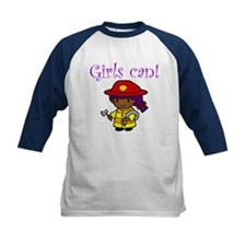Girl Firefighter Tee