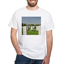 Australian & New Zealand Soldiers wh Shirt