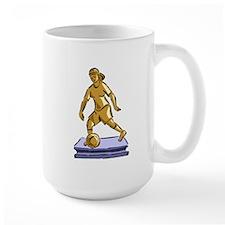 Soccer Trophy Mugs