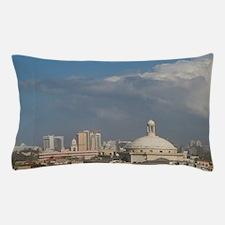 Old San Juan. View of San Juan from Fo Pillow Case