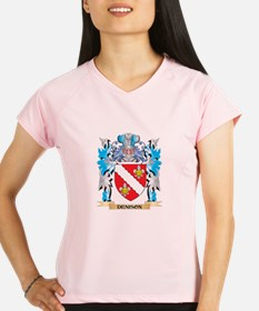 Denison Coat of Arms - Family Crest Performance Dr