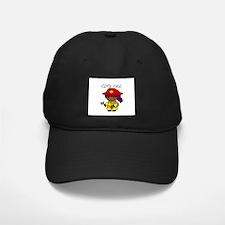 Girl Firefighter Baseball Hat