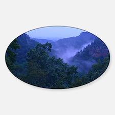 Ozark Mountain Fog Decal