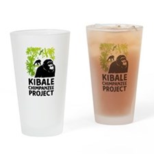 Kibale Chimpanzee Project Drinking Glass