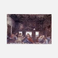 1497. Milan. Santa Maria delle Gr Rectangle Magnet