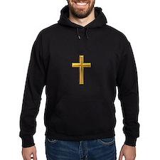 Golden Cross 2 Hoody