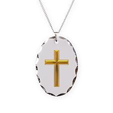 Golden Cross 2 Necklace