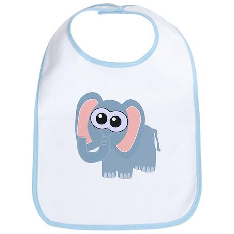 Cute Little Goofkins Elephant Bib
