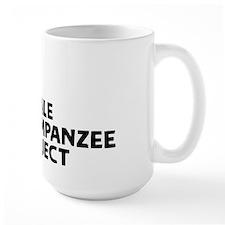 Kibale Chimpanzee Project Coffee Mugs