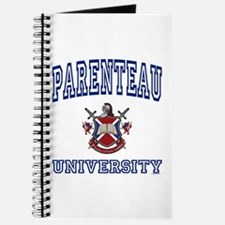 PARENTEAU University Journal
