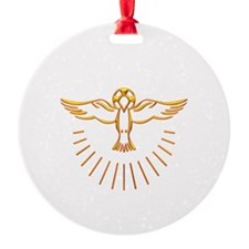 Ascent of The Holy Spirit Ornament