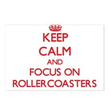 Cool Roller Postcards (Package of 8)