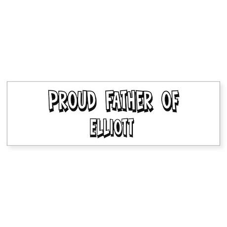 Father of Elliott Bumper Sticker
