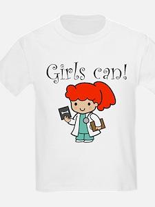 Girl Doctor T-Shirt