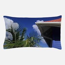 West Indies, Iles des Saintes, Bourg d Pillow Case