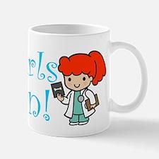 Girl Doctor Mug