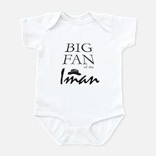 Fan of Iman Infant Bodysuit