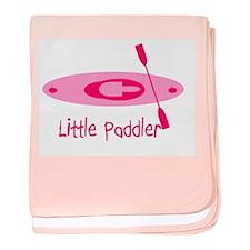 Little Paddler Baby Blanket