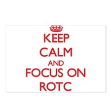 Cute Rotc Postcards (Package of 8)