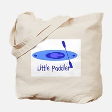 Little Paddler Tote Bag