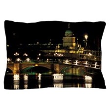 Custom House dome in distancedge and O Pillow Case