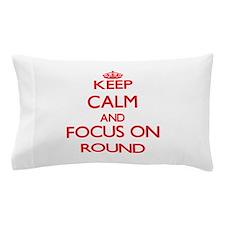 I heart curling Pillow Case