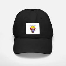 Girl Construction Worker Baseball Hat