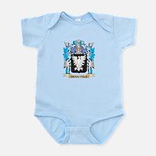 Desautels Coat of Arms - Family Crest Body Suit