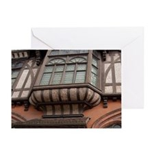 Historic High Street (aka St. Peter' Greeting Card
