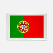 portugal flag Rectangle Magnet
