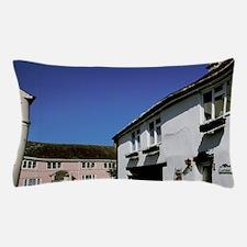Europe, England, Dorset. Village of Ce Pillow Case