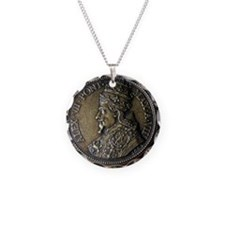 Coin. Pope Alexander VII. 16 Necklace