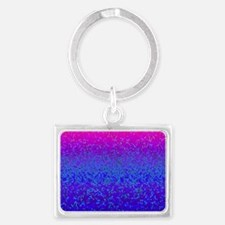 Glitter Star Dust G14 Landscape Keychain Keychains