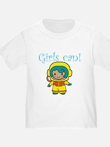 Girl Astronaut T