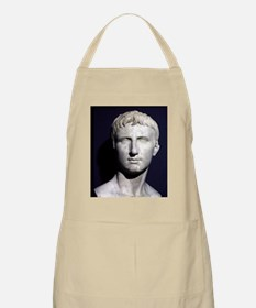 Augustus bust ITALY. Apron