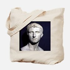 Augustus bust ITALY. Tote Bag