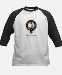Clan Mackintosh Kids Baseball Jersey