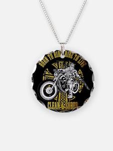 Unique Chopper Necklace