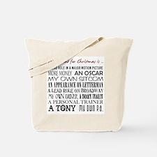 All I Want ... Tote Bag