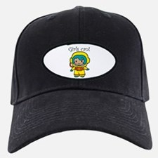 Girl Astronaut Baseball Hat