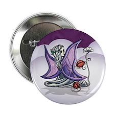 Ladybug Fairy Button