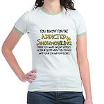 YKYATS - Sleep Jr. Ringer T-Shirt