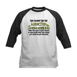 YKYATS - Sleep Kids Baseball Jersey