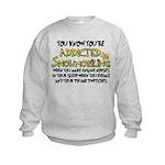 YKYATS - Sleep Kids Sweatshirt