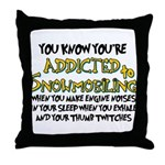 YKYATS - Sleep Throw Pillow